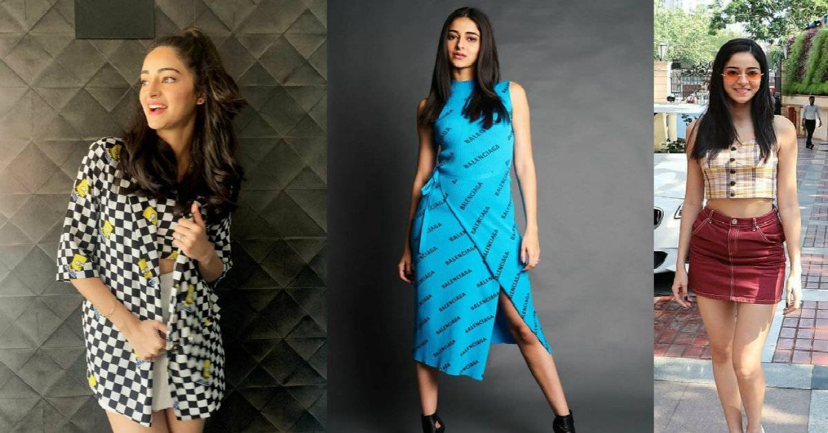 Beat The Summer With Ananya Panday's Uber Chic Look!