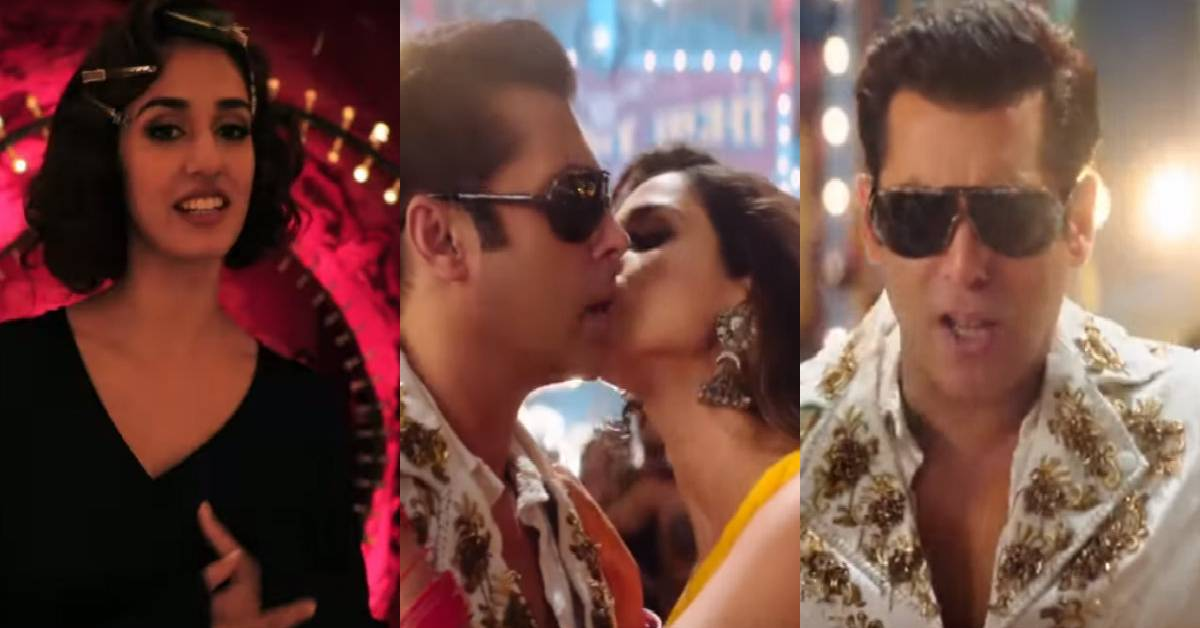 Here's All You Need To Know About Salman Khan And Disha Patani's BTS Video Of Slow Motion Mein!