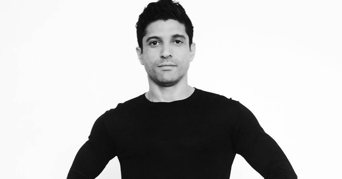 Here Is What Farhan Akhtar Has To Say About Films On The Sports Person!