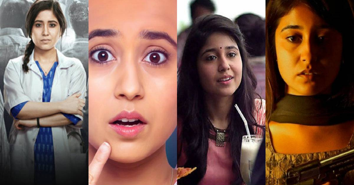 Shweta Tripathi Sharma's Transformation From One Role To Another Is Versatility Personified!