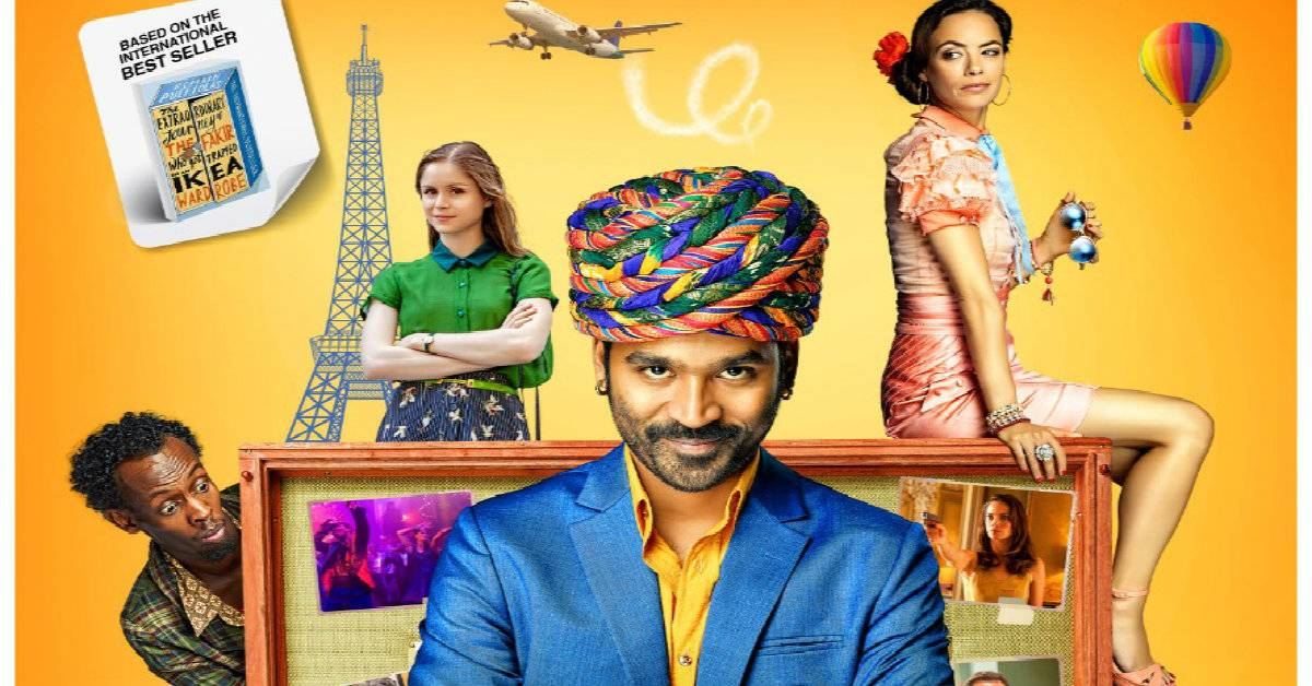 After Garnering Rave Reviews And Storming Box Office Worldwide, Dhanush To Launch The Trailer Of His Hollywood Debut, The Extraordinary Journey Of The Fakir!
