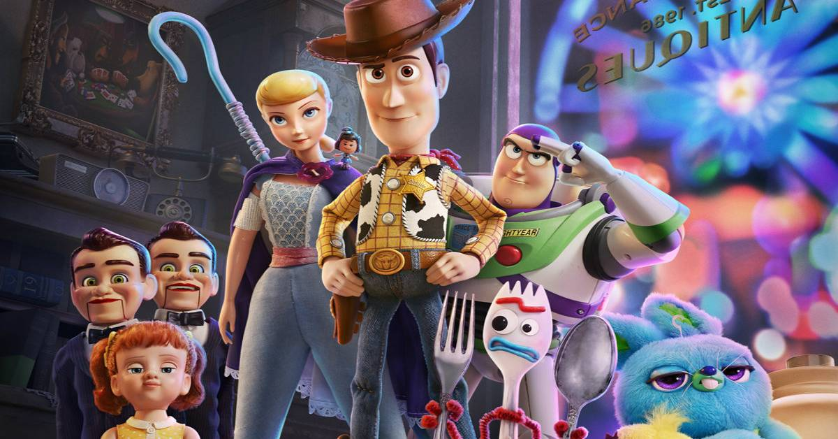 Toy Story 4 Is All Set To Beat Records Set By