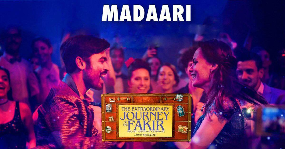 Dhanush Burns The Dance Floor With Wacky Dance Moves In Madaari From The Extraordinary Journey Of The Fakir!