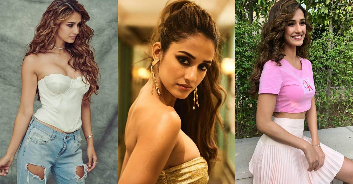 Disha Patani Birthday Special : Pictures That Reveal Why This 26 Year Old Is The National Crush Of India!