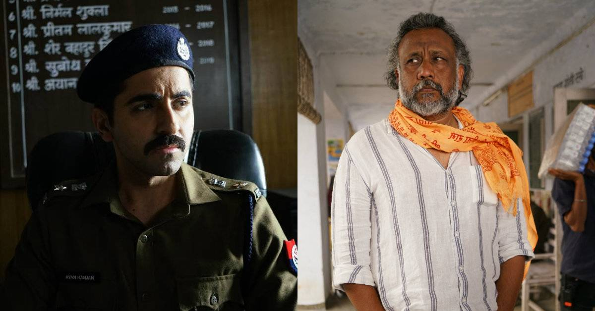 Anubhav Sinha: Ayushmann Khurrana's Artistry Speaks Volumes When It Comes To Acing A Role!