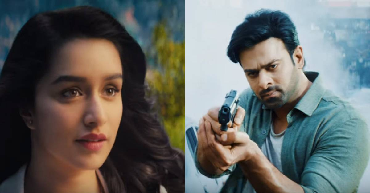 Saaho Teaser: The Prabhas And Shraddha Kapoor Starrer Is Nothing Less Than A Visual Masterpiece!