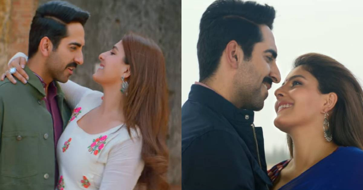 Romance Is In The Air! Naina Yeh ft. Ayushmann Khurrana And Isha Talwar From Article 15 Out Now