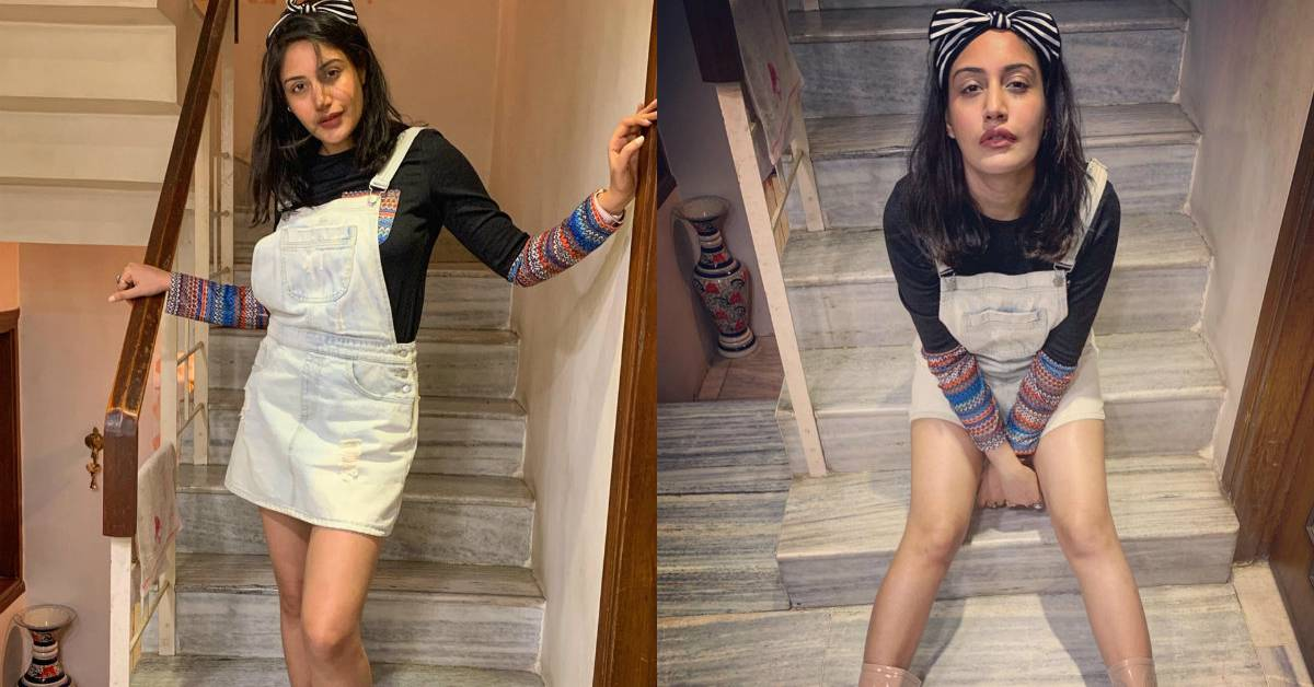Surbhi Chandna Is Slaying With Her Monsoon Outfit In Her Latest Post!