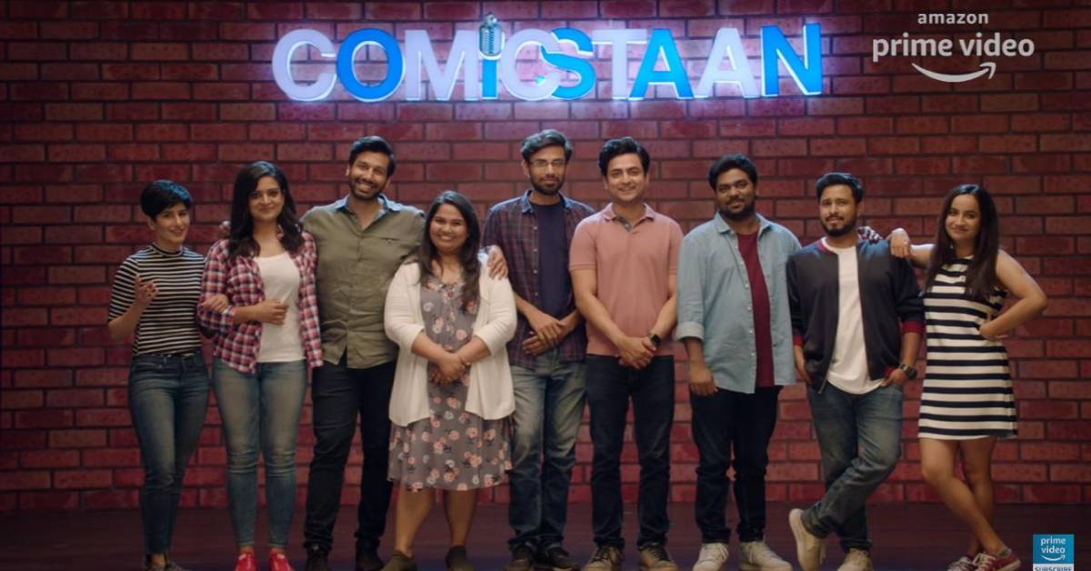 Amazon Prime Video Unveils The Trailer For An All-New Season Of Amazon Original Series - Comicstaan!