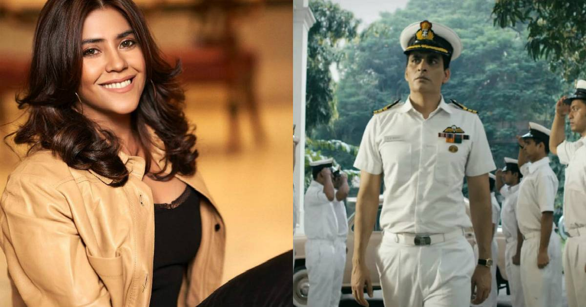 Ekta Kapoor Opens Up About ALTBalaji's Upcoming Web Show, 'The Verdict- State Vs Nanavati'!