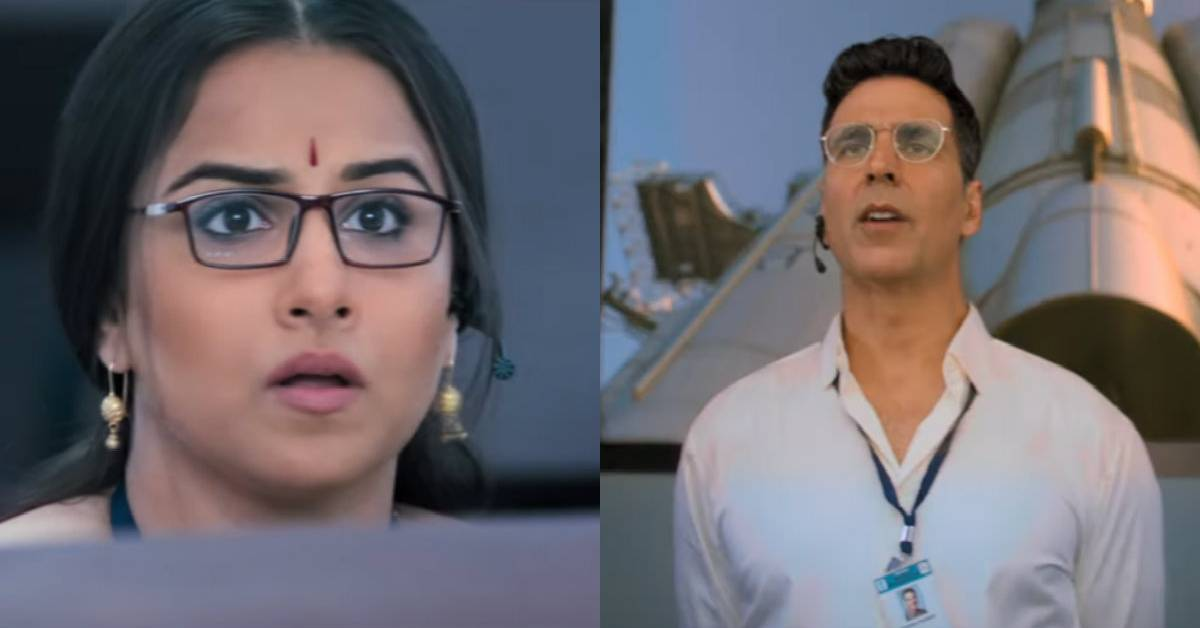 Mission Mangal Teaser: The Akshay Kumar And Vidya Balan Starrer Will Showcase The First Indian Satellite's Journey To Mars!