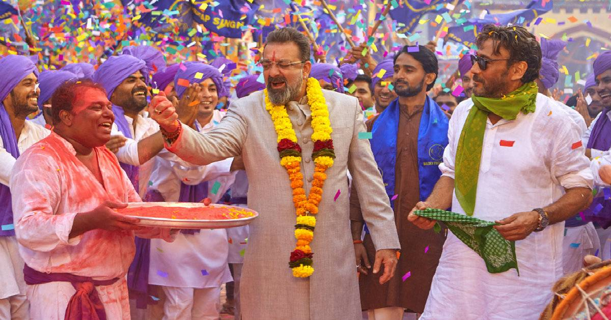 Sanjay Dutt And Jackie Shroff Come Together For Prassthanam After Twelve Years!