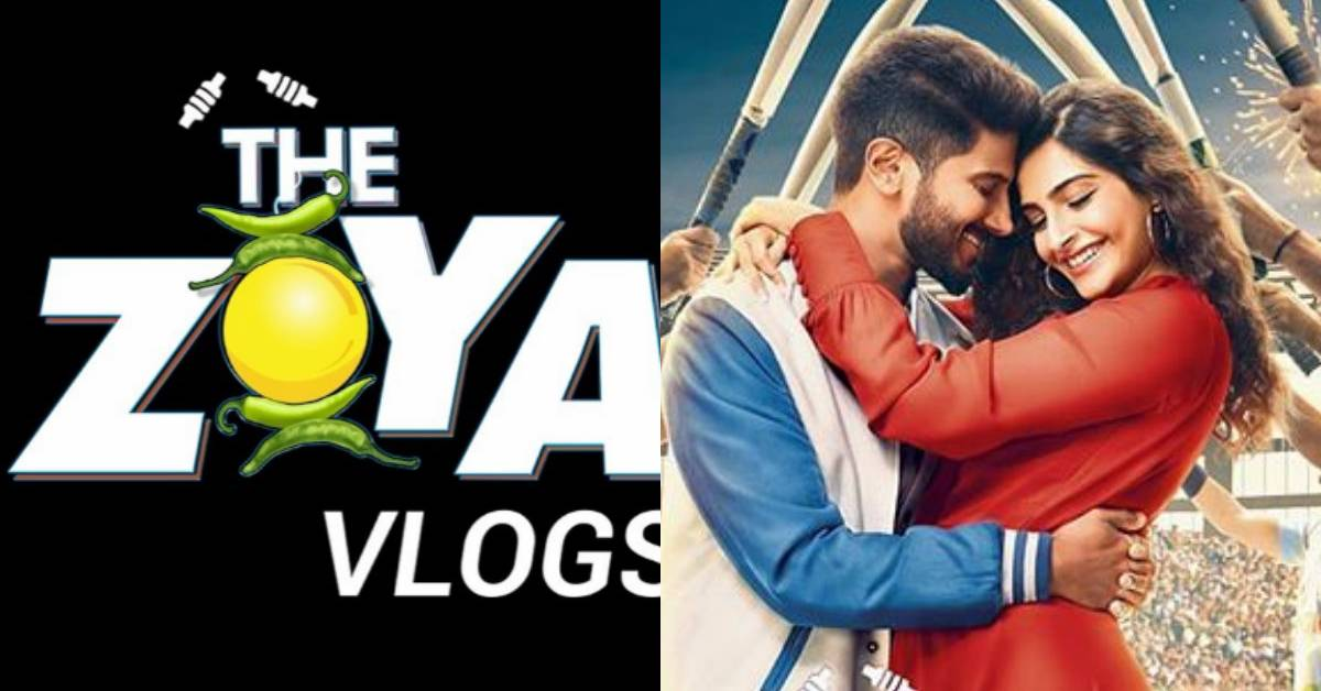 Sonam Kapoor Shares About Her 'The Zoya Factor' Co-Star Dulquer Salmaan In Her Latest Vlog!