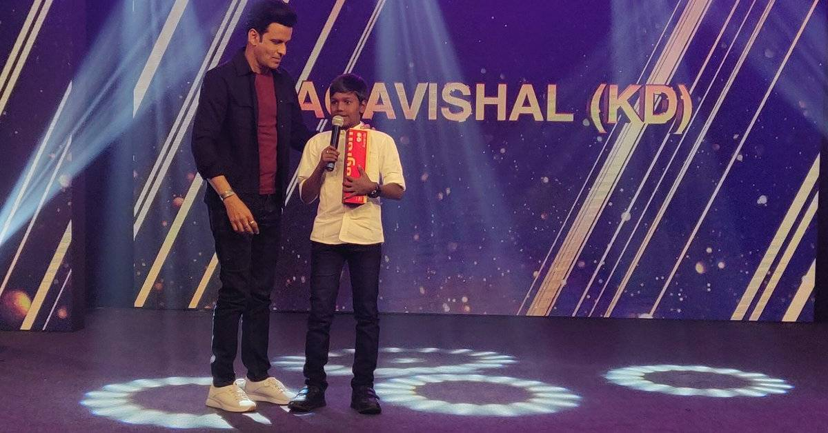 Yoodlee Films' 'KD' Gets Child Actor Nagavishal The Best Actor Award At 10th Jagran Film Festival!