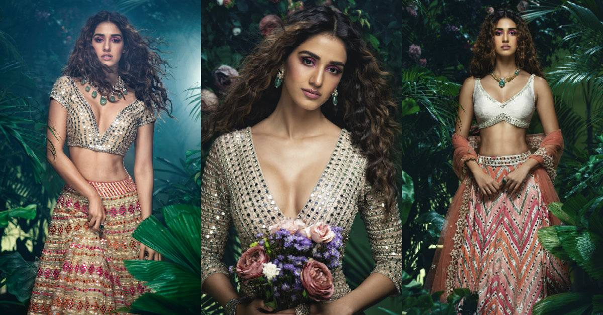 Disha Patani Looks Ethereal In Her Latest Magazine Photoshoot!