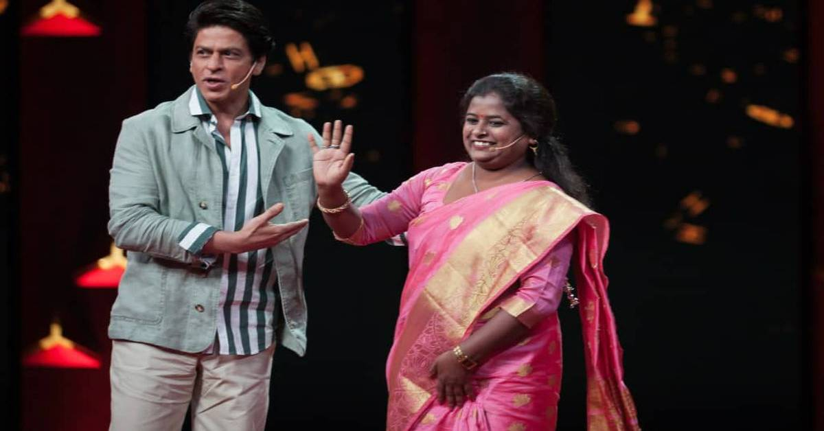 """Kavita Devi Is An Inspiration For All Of Us"" Says Shah Rukh Khan On Ted Talks India Nayi Baat!"