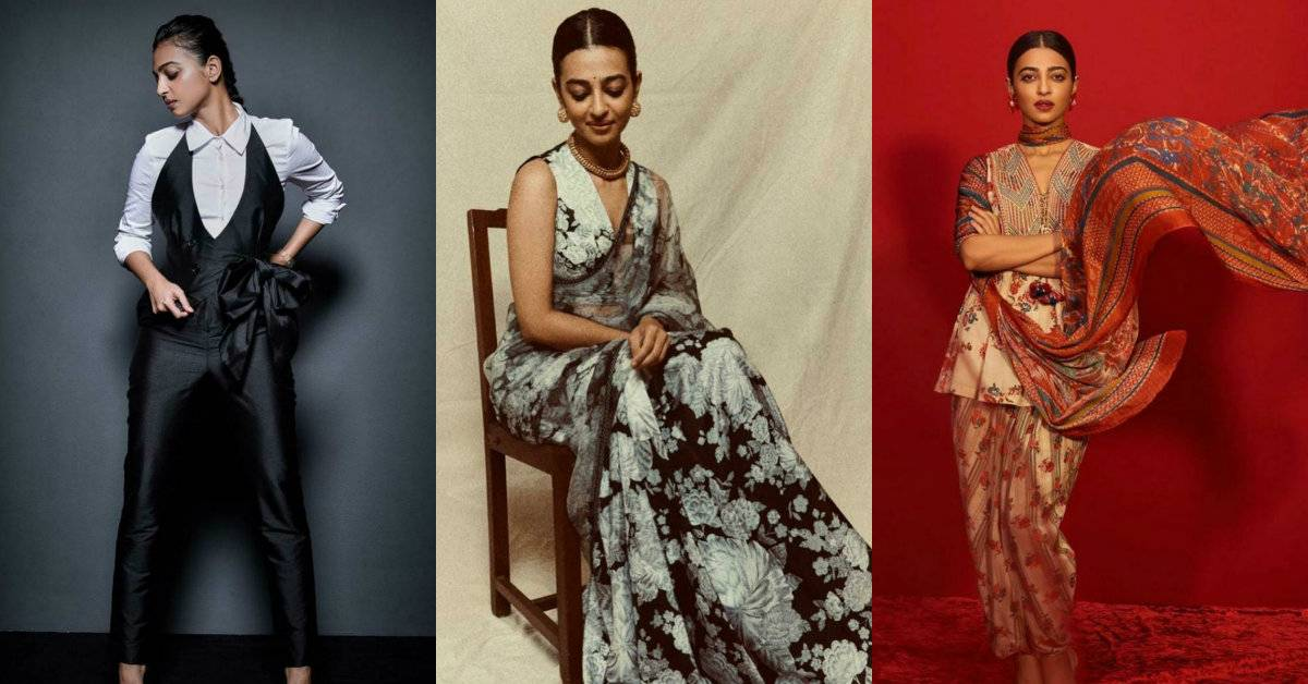 Radhika Apte Slays Every Look She's Ever Donned, Here's Proof!