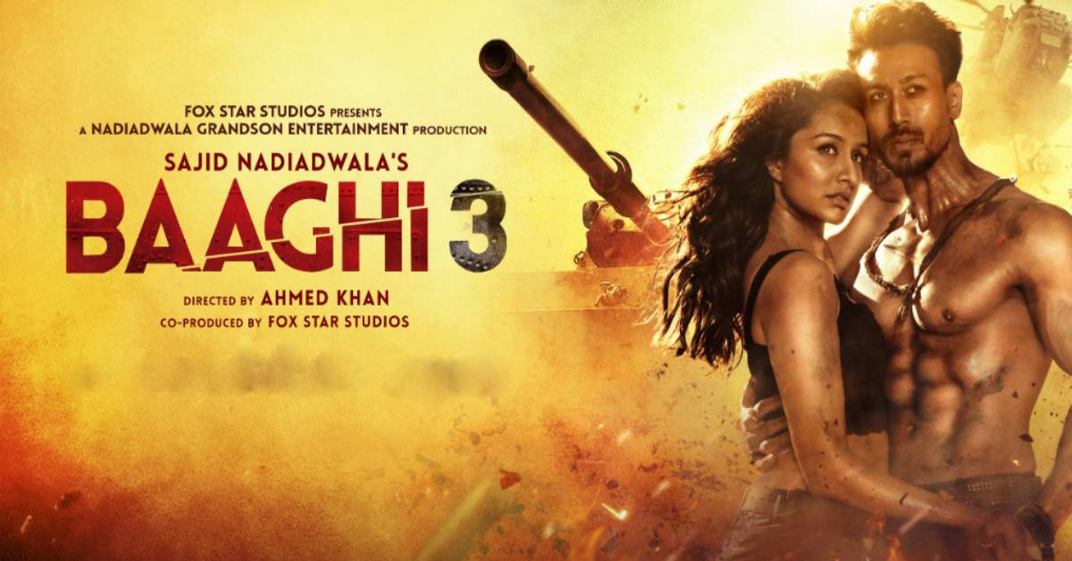 Baaghi 3 Emerges As The Biggest Opener Of 2020 With A Massive 17.5 Crores Collections On Day 1!