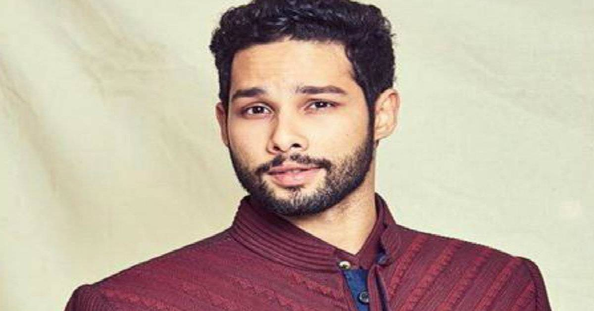 Siddhant Chaturvedi Will Be Seen In A New Avatar In His Next Film!