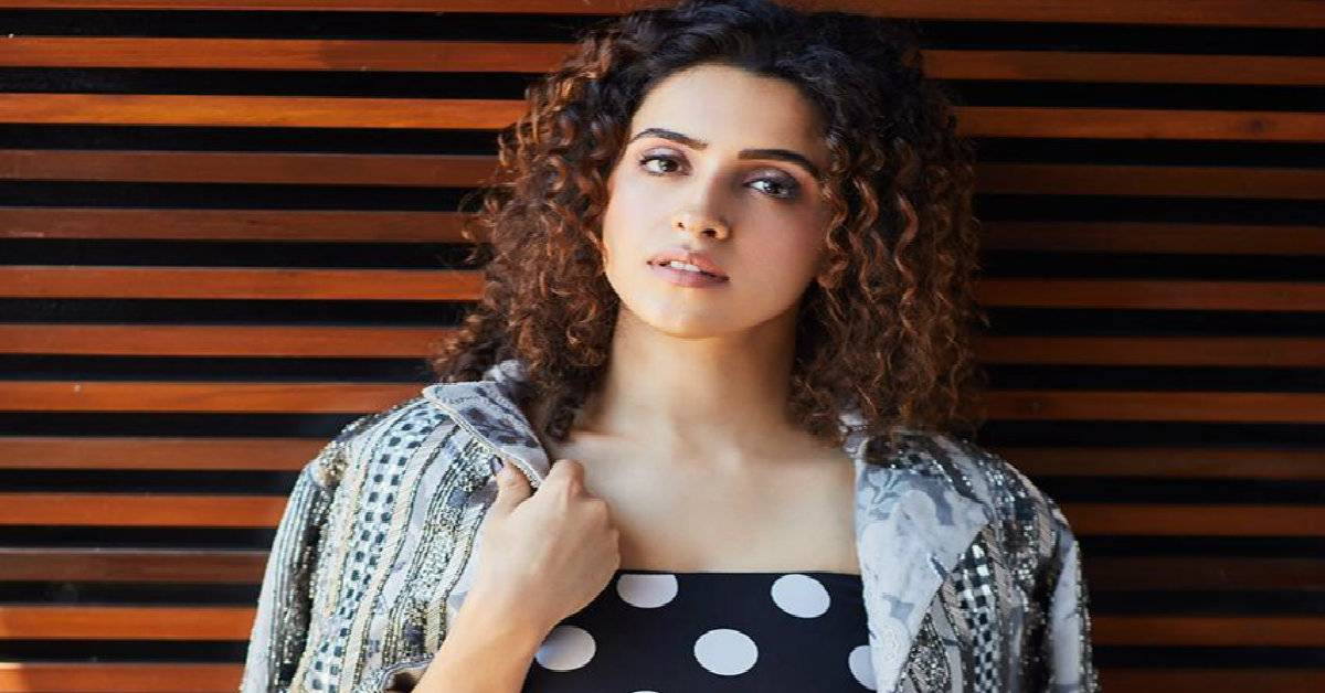 Here Is Sanya Malhotra's Take On Her Distinctive Experience On Shooting For An Upcoming Film!