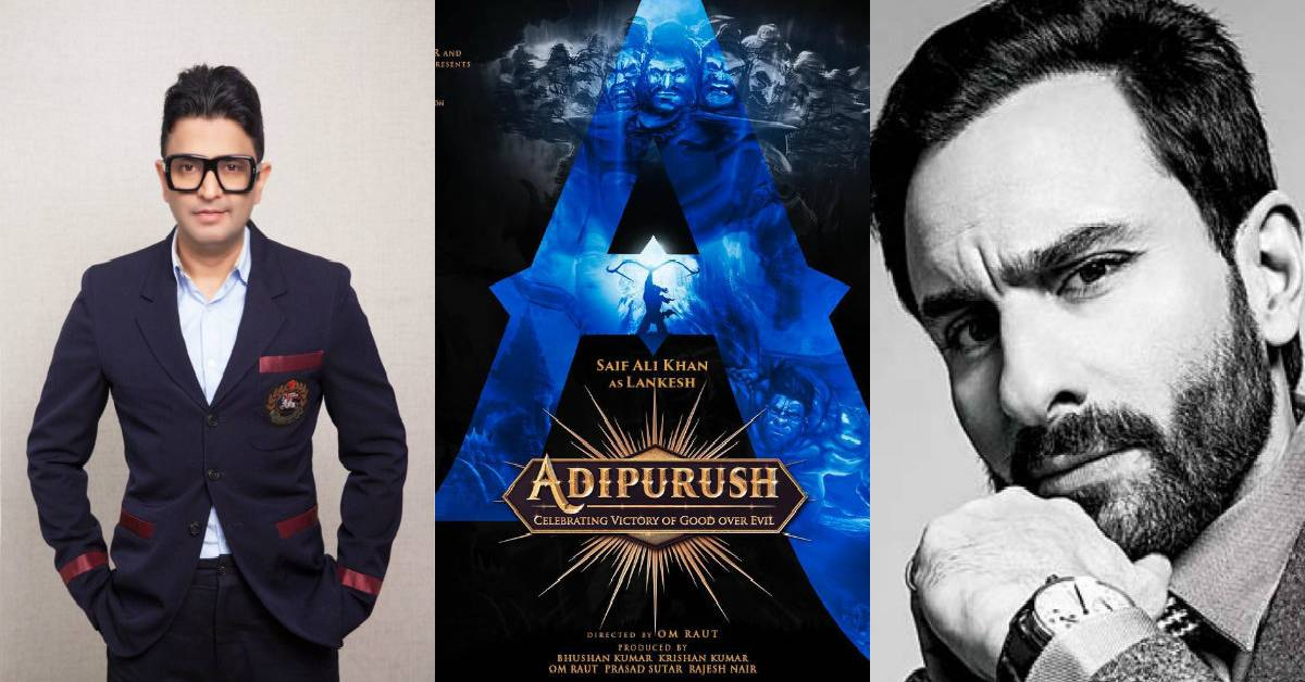 Saif Ali Khan To Return As The Menacing Villain One More Time For Om Raut's Directorial Adipurush Produced By Bhushan Kumar!