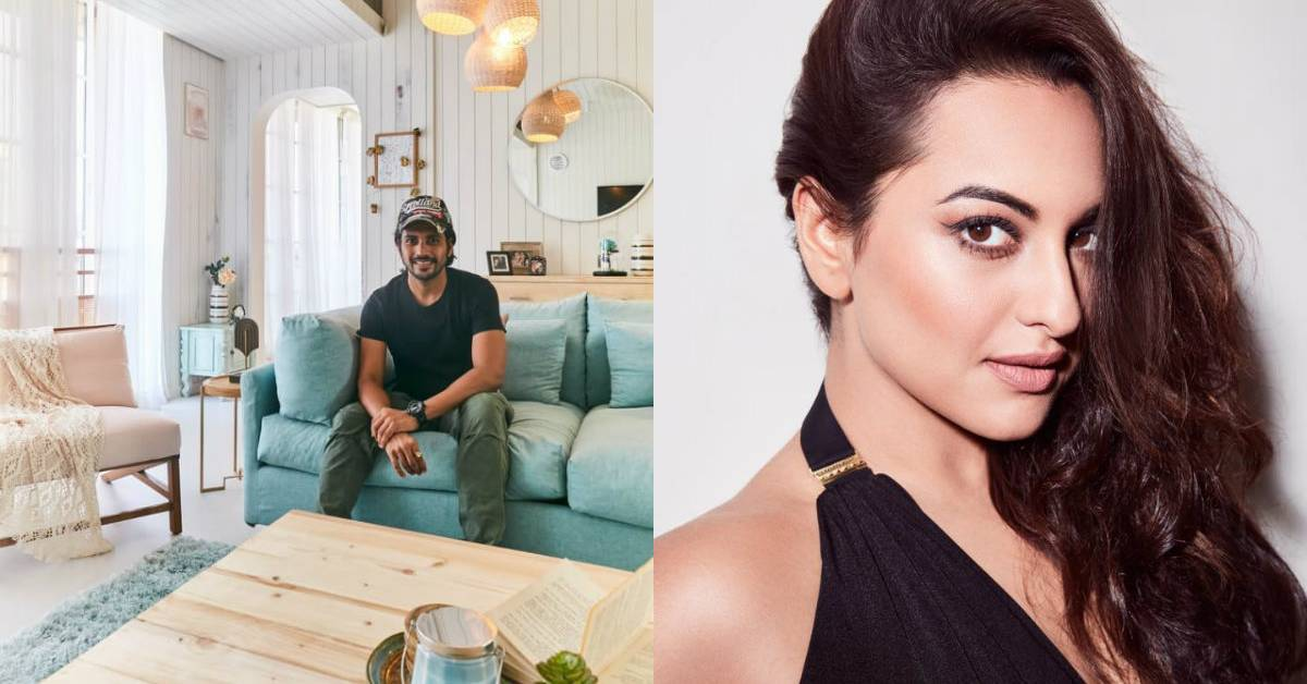Rupin Suchak Turns Sonakshi's House Into A 'Dreamy Den'!