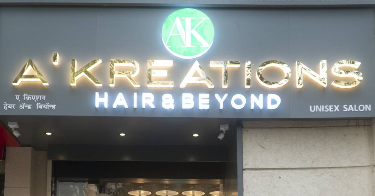 A'Kreations Hair & Beyond, Bandra's Luxury Salon Is Now Present In Powai Too!